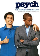 Psych - Complete 2nd Season (4-DVD)