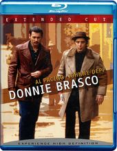 Donnie Brasco (Blu-ray, Extended Cut)