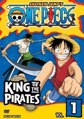 One Piece, Volume 1: King of the Pirates