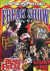 Freak Show Box Set (Frankenstein's Castle of