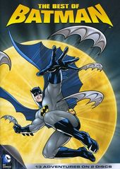 Batman - The Best of Batman: 13 Adventures (2-DVD)