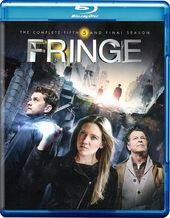 Fringe - Complete 5th Season (Blu-ray)