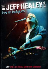 The Jeff Healey Band - Live in Belgium (DVD + CD)
