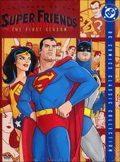 Challenge of the SuperFriends - Season 1 (2-DVD)