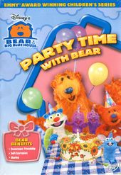 Bear in the Big Blue House - Party Time With Bear
