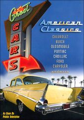 Cars - Great Cars: American Classics (6-DVD)