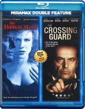 The Crossing Guard / The Human Stain (Blu-ray)