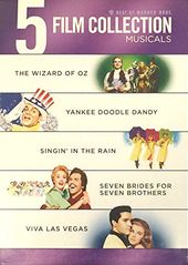 5 Film Collection: Musicals (The Wizard of Oz /