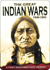 Great Indian Wars, 1540-1890 [Tin Case]