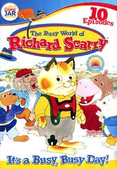 The Busy World of Richard Scarry - It's a Busy,