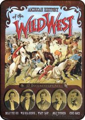 American History of the Wild West (2-DVD) [Tin
