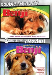 Benji Double Feature: Benji (1974) / For the Love
