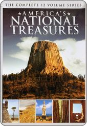 America's National Treasures - Complete Series