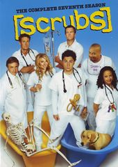 Scrubs - Complete 7th Season (2-DVD)