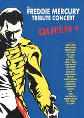 The Freddie Mercury Tribute Concert (3-DVD)