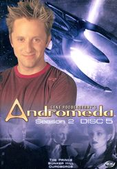 Gene Roddenberry's Andromeda - Season 2, Disc 5