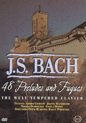 Bach: 48 Preludes and Fugues (The Well-Tempered