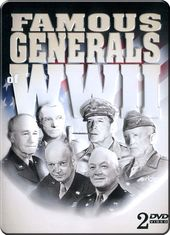WWII - Famous Generals of World War II (Tin Case)