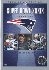 Football - New England Patriots: Super Bowl XXXIX