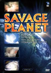 Savage Planet - Four Volume Boxed Set (4-DVD Box