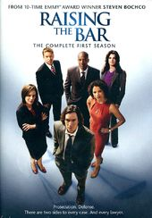Raising the Bar - Complete 1st Season (3-DVD)