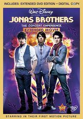 Jonas Brothers - Concert Experience (2-DVD)