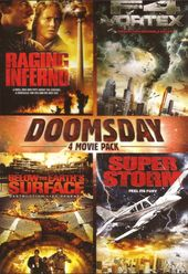 Doomsday 4 Movie Pack (Raging Inferno / F4: