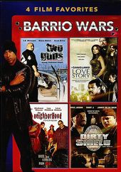 Barrio Wars (Two Guns / A Gangland Love Story /