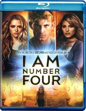 I Am Number Four (Blu-ray)