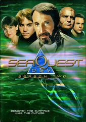 SeaQuest DSV - Season 2 (8-DVD)