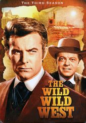 Wild Wild West - Season 3 (6-DVD)