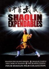 Shaolin Expendables: 4-Film Collection (Shaolin: