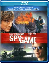 Spy Game (Blu-ray + DVD)