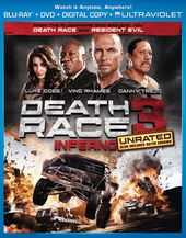 Death Race 3: Inferno (Blu-ray + DVD)