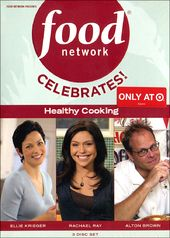 Food Network Celebrates Healthy Cooking (3-DVD)