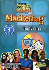 Standard Deviants: Marketing Bundle Pack (3-DVD)