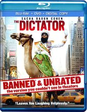 The Dictator (Blu-ray + DVD + Digital Copy)