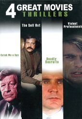 4 Great Movies: Thrillers (Catch Me a Spy / The