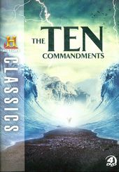The History Channel: The Ten Commandments (4-DVD)