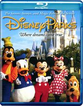 Disney Parks: The Secrets, Stores, and Magic