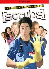 Scrubs - Complete 2nd Season (3-DVD)