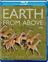 Earth from Above: Life (Blu-ray + DVD + Digital