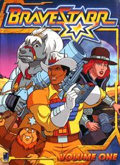 The Legend of Bravestarr - Season 1: Volume 1