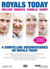 Royals Today: 4 Compelling Documentaries (4-DVD)