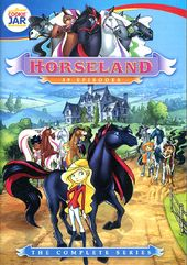 Horseland - Complete Series (4-DVD)