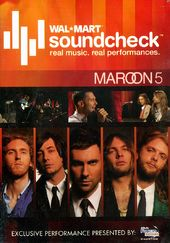 Maroon 5 - Wal-mart Soundcheck Exclusive
