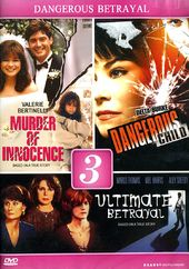 Dangerous Betrayal (Murder of Innocence /