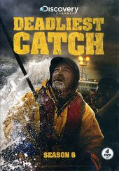 Deadliest Catch - Season 6 (4-DVD)