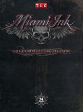 Miami Ink - Complete Collection (14-DVD)