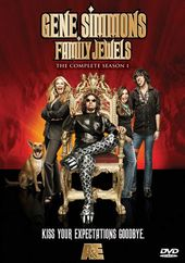 Gene Simmons Family Jewels - Season 1 (2-DVD)